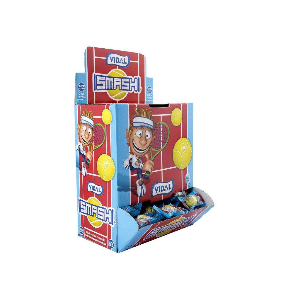 Tennis Smash Bubble Gum