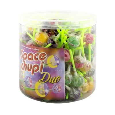 Lízátko Space Chupi Duo
