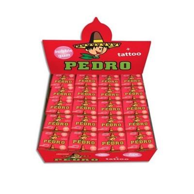 Pedro - žvýkačky s tetovačkou 120ks