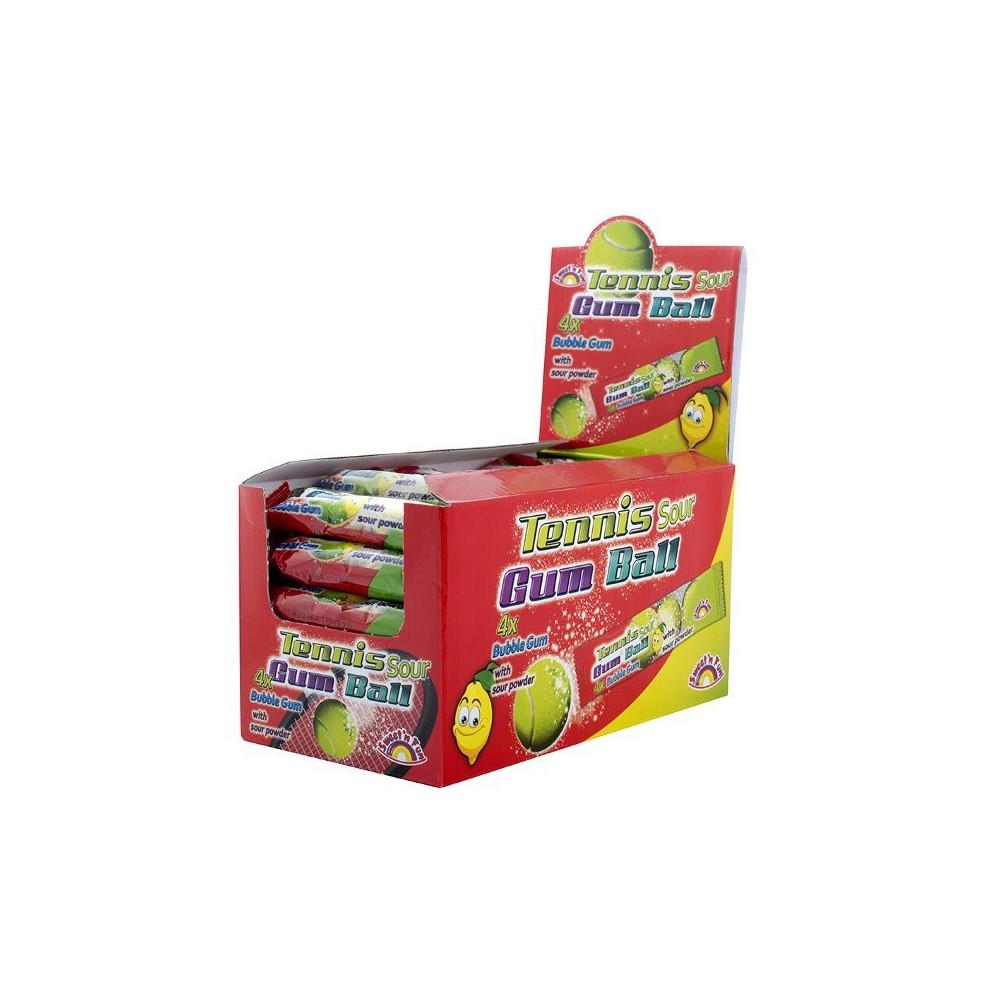 Tenis žvýkačky