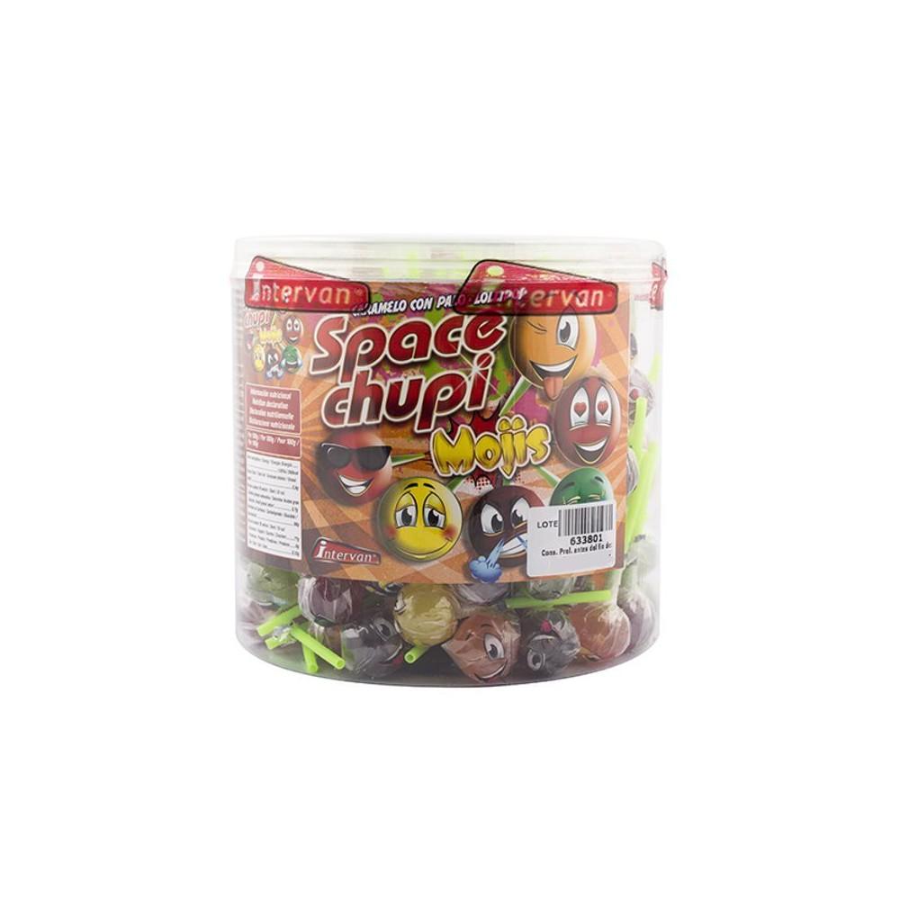Lízátko Space Chupi