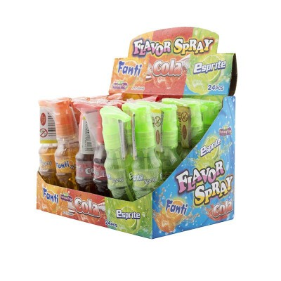 Flavour Spray 24ks
