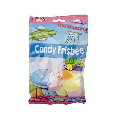 Candy Frisbee
