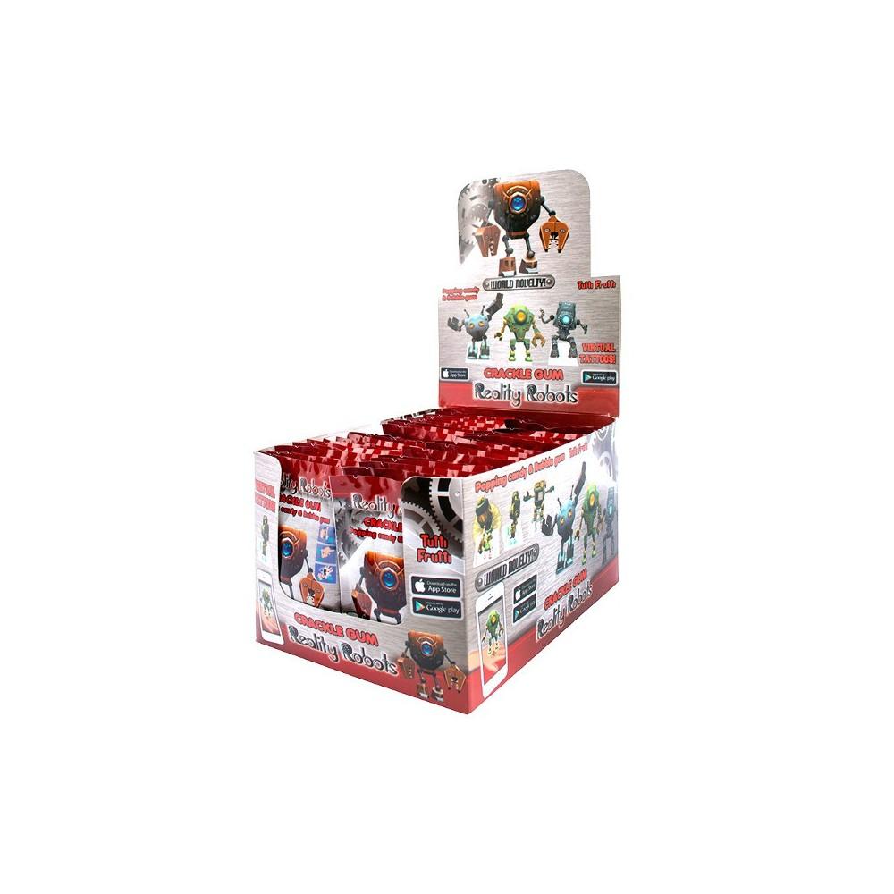Reality Robot Cracle Gum 50ks