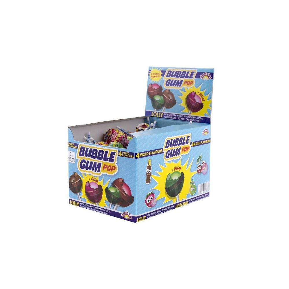 Lizatko se zvykackou Bubble Gum Pop