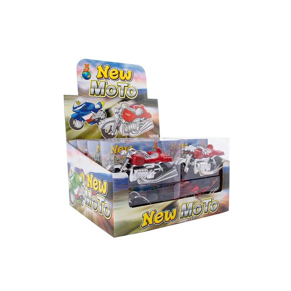 New Moto - Motorka 12ks