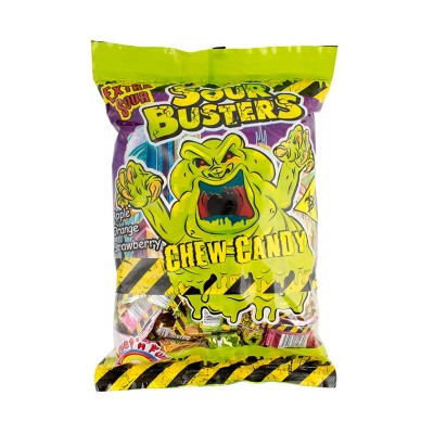 Sour Busters Chew Candy 222ks