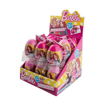 Barbie Egg 18ks