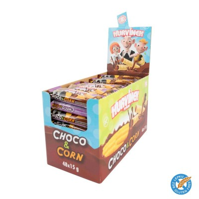Choco & Corn Hurvínek ve filmu 48ks