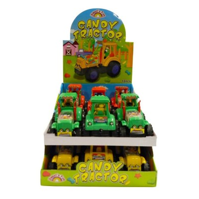 Candy Tractor 12ks