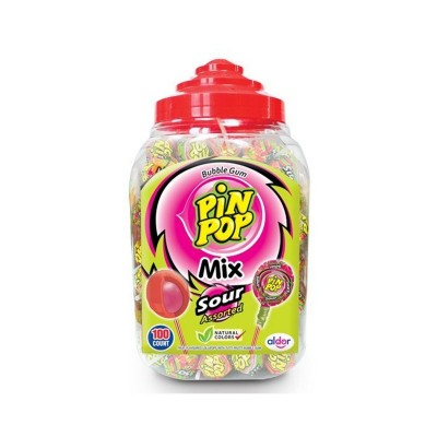 Pin Pop Mix Sour 100ks