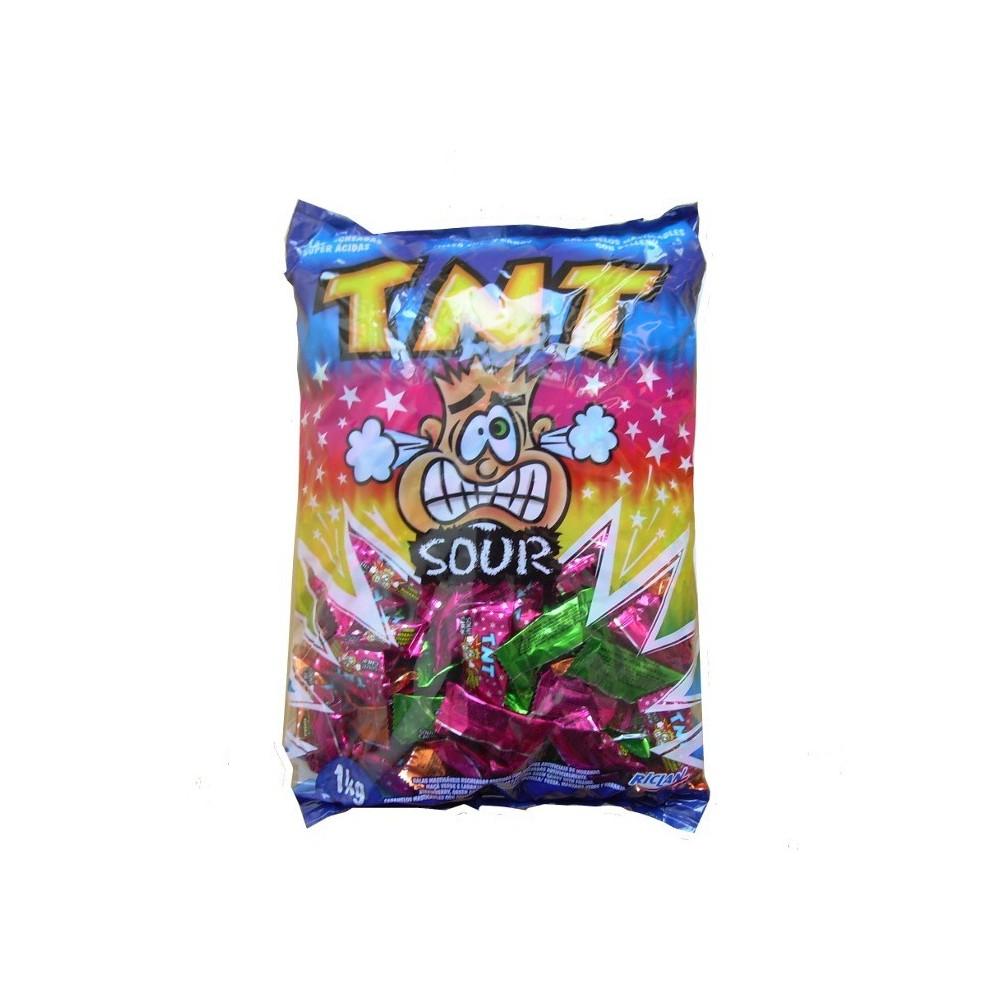 TNT Sour Chews 222ks