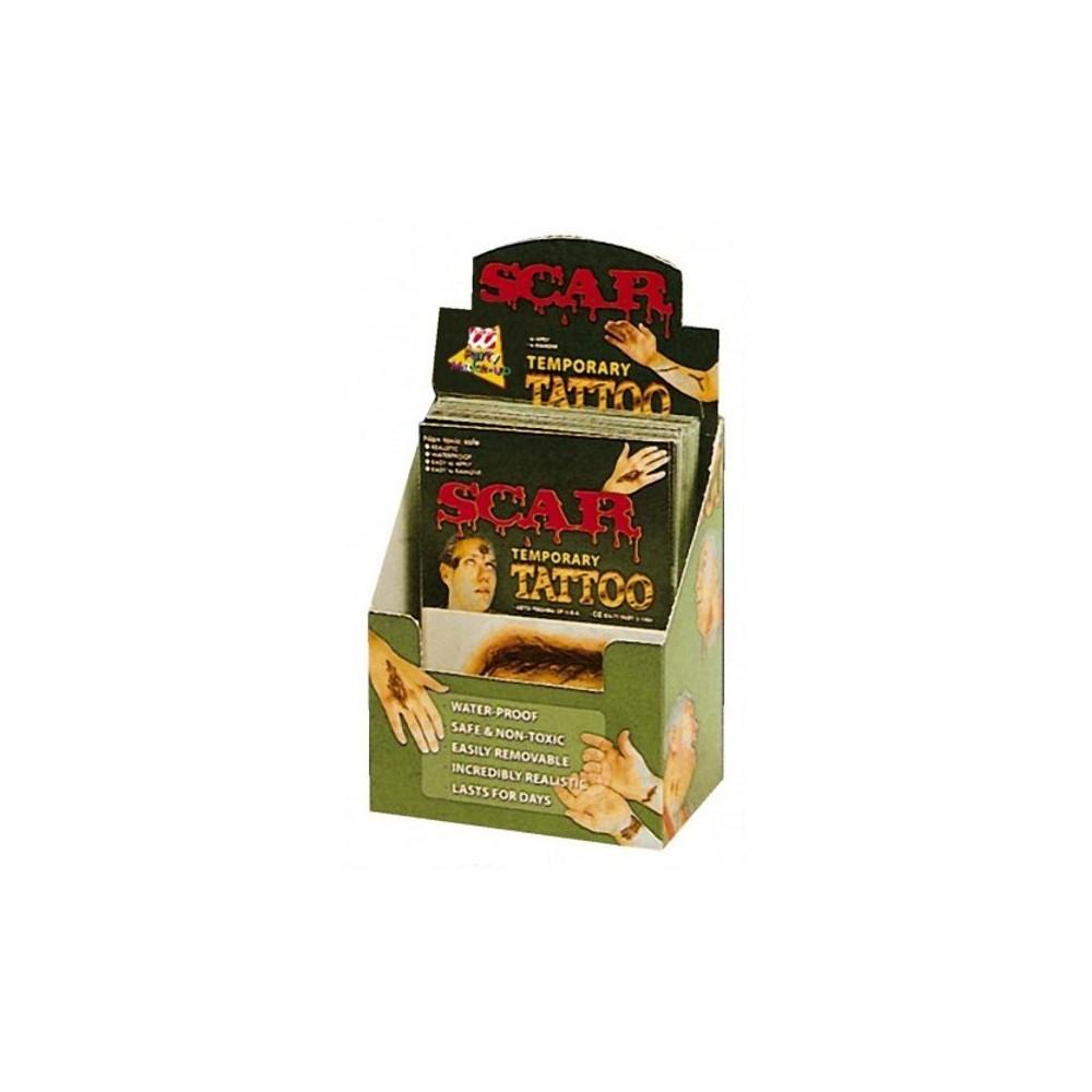 Tetování jizvy
