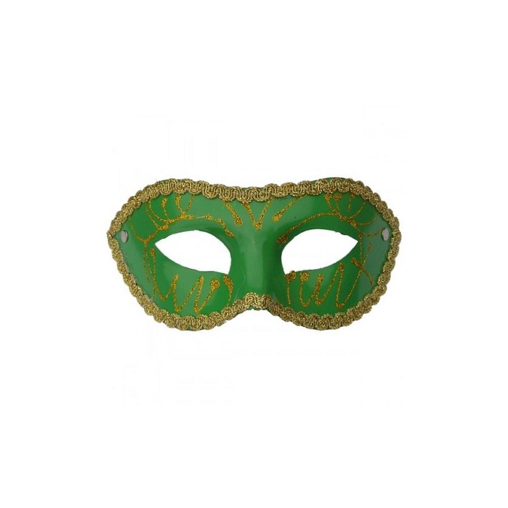 Škraboška zelená