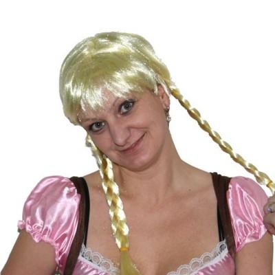 Paruka Lola blond
