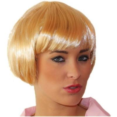 Paruka mikádo II blond